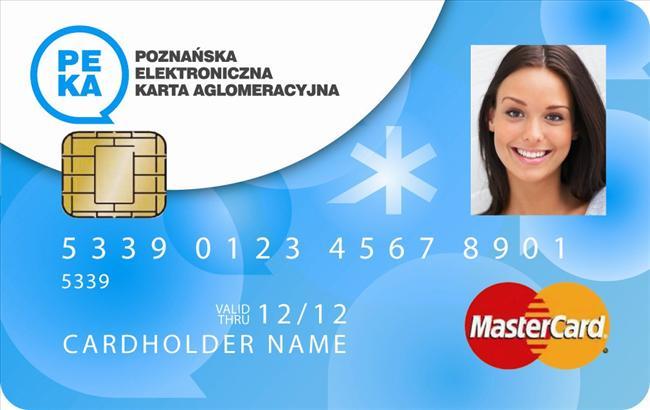PEKA card