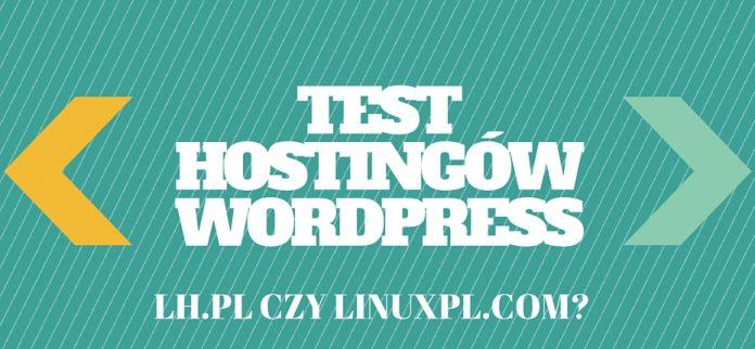 Test hosting pod Wordpress - cover