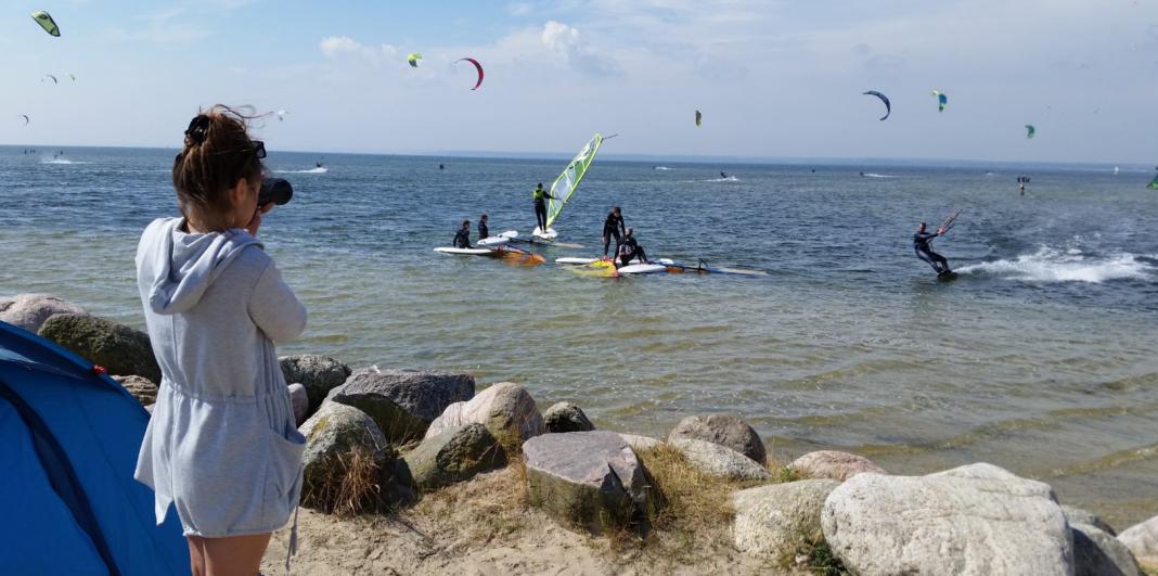 od czego zaczac kitesurfing?