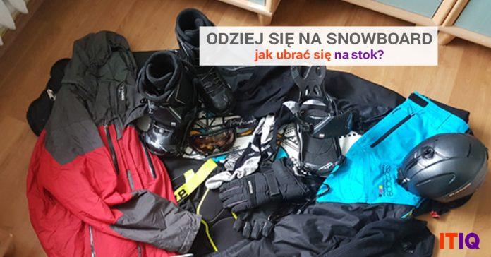 cover arta odziez na snowboard