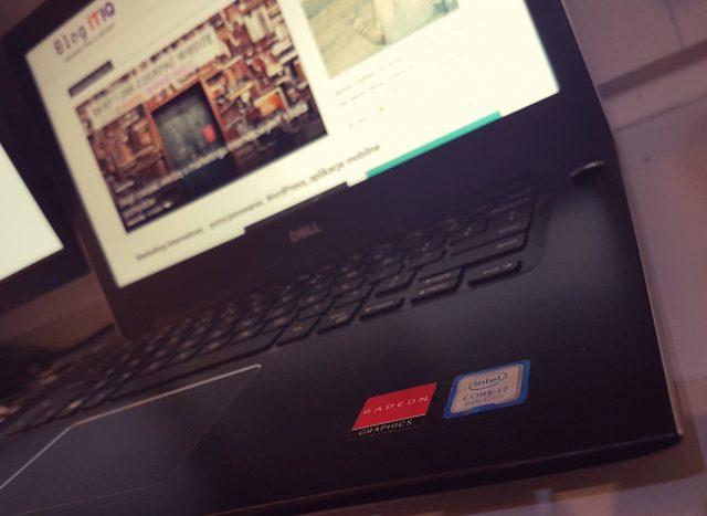 Laptop Dell Vostro 5471 i7 radeon