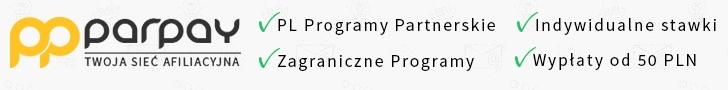 ParPay sieć afiliacyjna baner